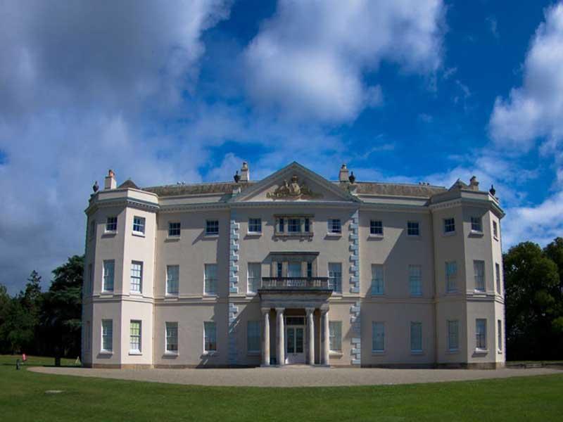 Saltram House and Gardens