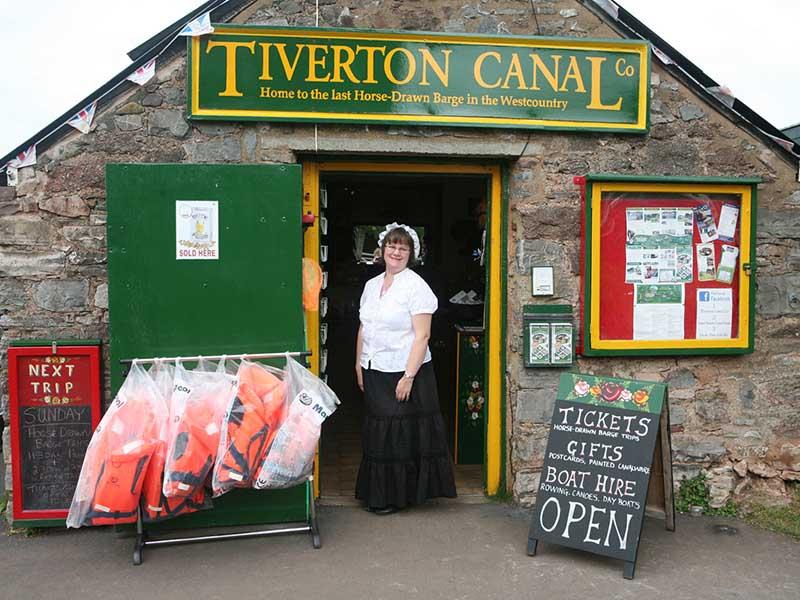 Tiverton Canal Company