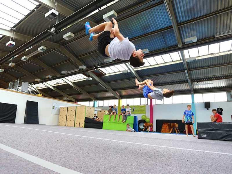 Street Motion Freerunning Academy Devon