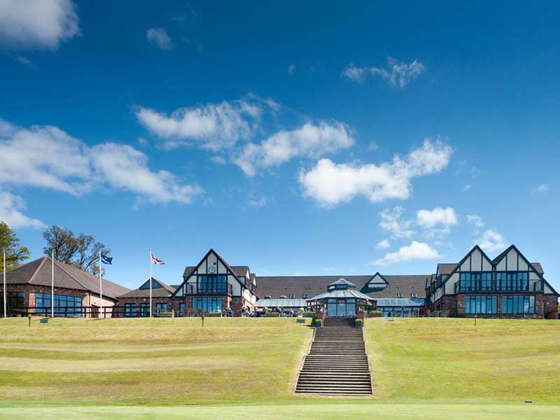 Woodbury Park Hotel & Golf Club Ltd