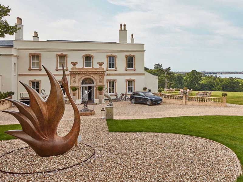 Lympstone Manor