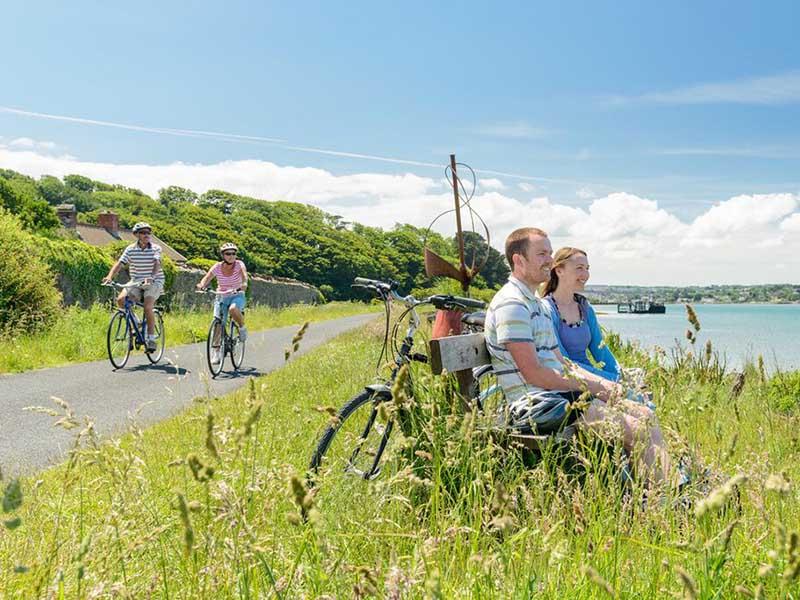 Cycle the Tarka Trail