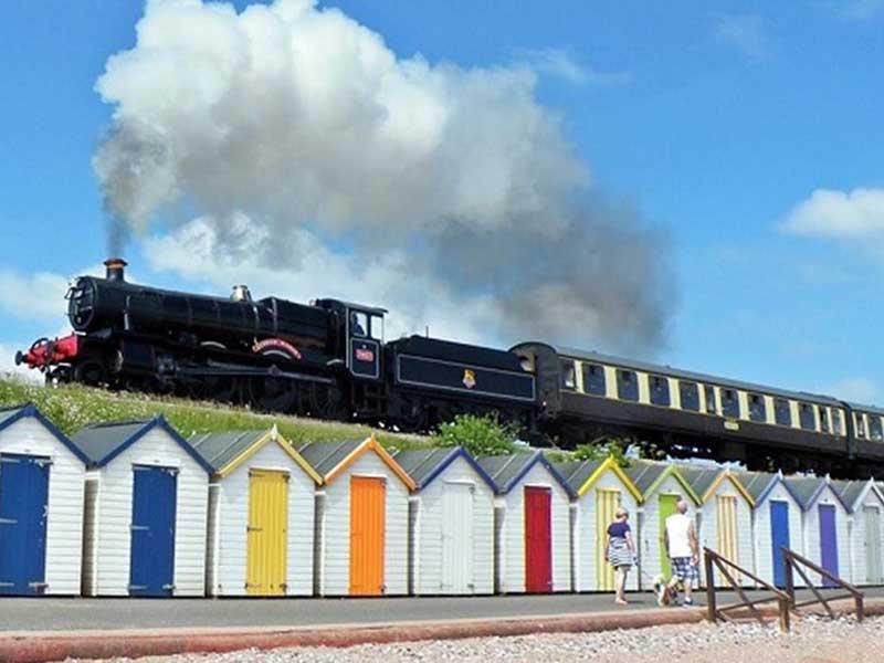 Dartmouth Steam Railway and River Boat Company