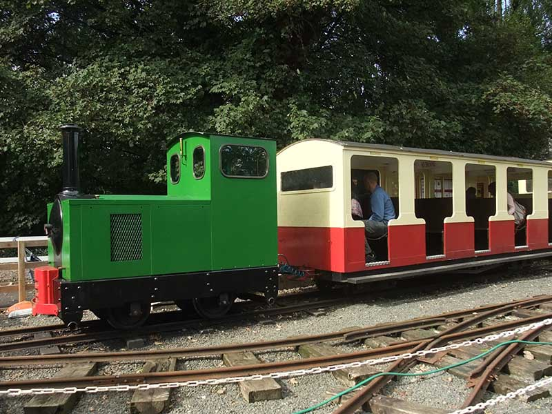 Devon Railway Centre and Model World