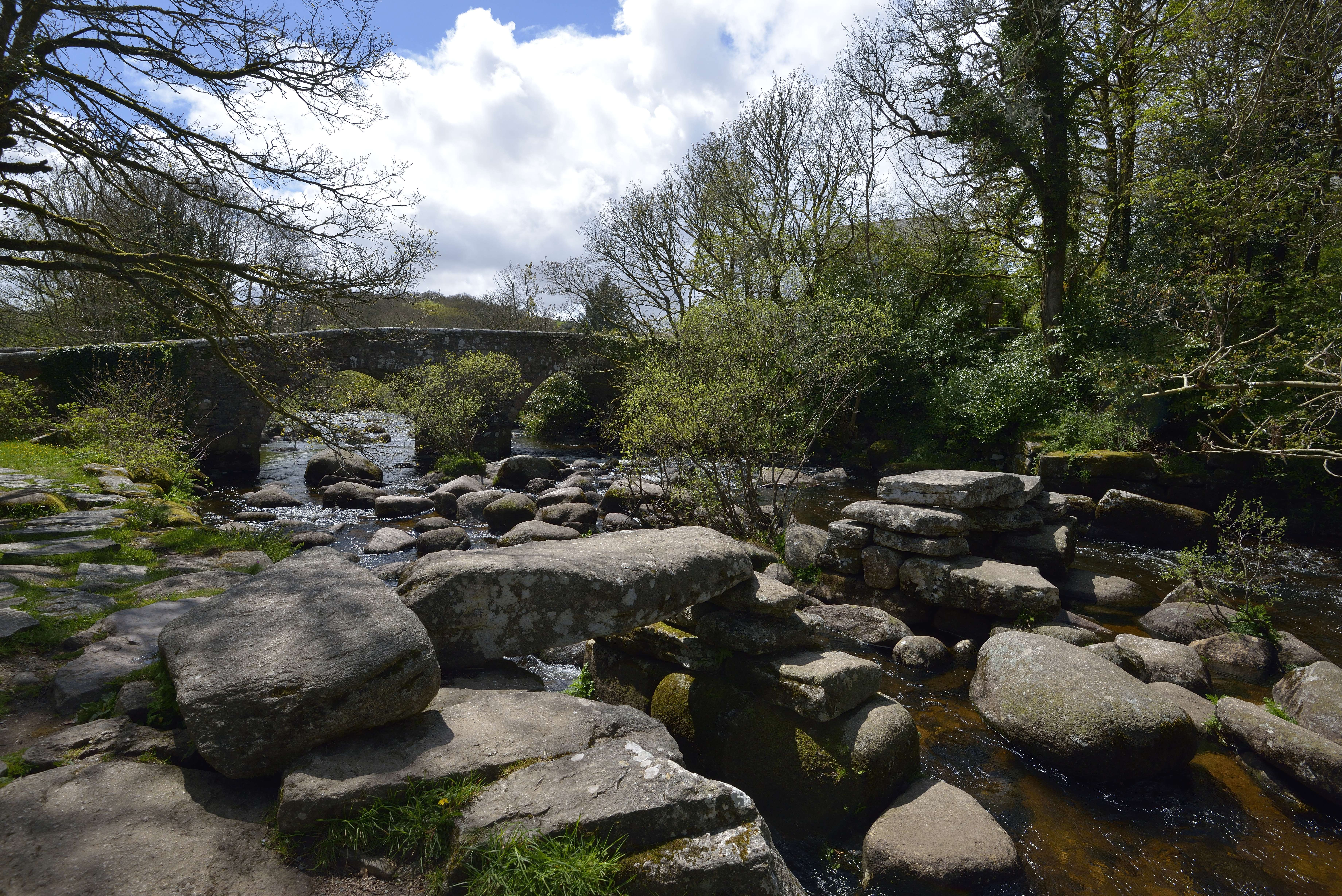 Dartmeet Dartmoor
