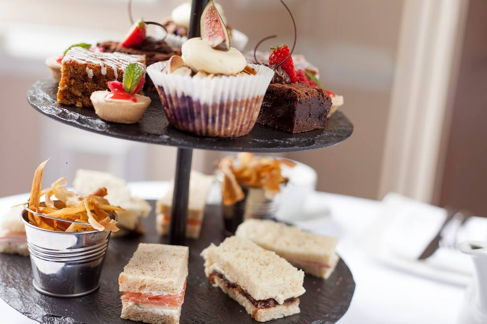 The Bedford Hotel afternoon tea